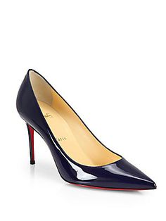 MY NEW SHOES ARRIVED!!! Christian+Louboutin Decollette+Patent+Leather+Pumps