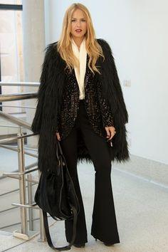 Love Rachel Zoes chic Boho London girl style.