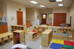 preschool classroom setup | Classroom #2