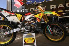 James Stewart - 2014 Bikes of Supercross - Motocross Pictures - Vital MX
