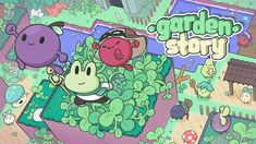 Garden Story for Nintendo Switch - Nintendo Game Details Nintendo Switch, Adventure Rpg, Online Magazine, New Friendship, Press Kit, Nintendo Games, Nintendo News, Change Is Good, Indie Games
