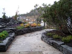 1000 images about backyard on pinterest natural stones for Landscaping rocks kelowna