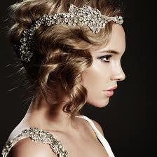 1920's hair accessory