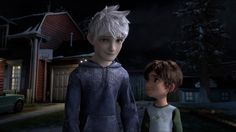Jack Frost and Jamie. They're sort of family-ish.