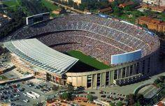 Camp Nou (Barcelona, Spain) By Francesc Mitjans, Josep Soteras, Lorenzo García Barbón