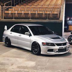 #evolution Tuner Cars, Jdm Cars, My Dream Car, Dream Cars, Jdm Imports, Evo 8, Slammed Cars, Mitsubishi Lancer Evolution, Evo Mitsubishi