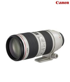 Canon EF 70-200mm F/2.8L IS II USM Telephoto Zoom Lens for Canon DSLR Camera
