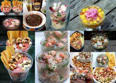 Recipes for the most popular Ecuadorian ceviches, from the classic Ecuadorian shrimp ceviche to fish ceviche, oyster ceviche, ceviche de chochos, and more.