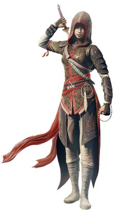 "I got Shao Jun from ""Assassin's Creed Chronicles: China""! Which ""Assassin's Creed"" Character Are You?"