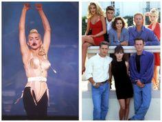 Os maiores sucessos da Moda Anos 90 em fotos originais da década