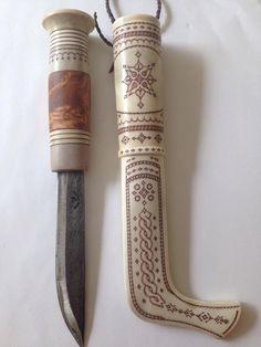 Knife Sheath, Cold Steel, Cooking Tools, Knife Making, Handicraft, Tatoos, Vikings, Weapons, Roots