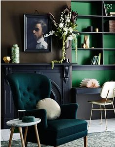 Love this color palate!