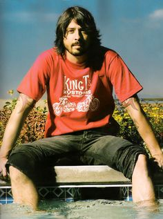 Musicians don't get much more awesome than Dave Grohl