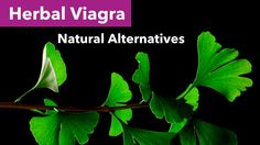 The best herbal, 100% natural, viagra alternatives