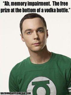 Sheldon....Bazinga!