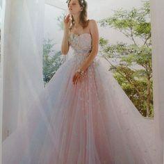 Pastel Wedding Dress ~