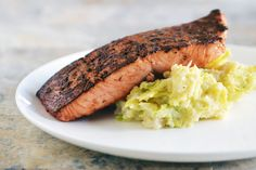Corned Beef-Cured Atlantic Salmon Recipe - Andrew Zimmern