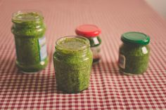 How to prepare wild garlic pesto? Just add oil, nuts and other tasty ingredients. Read the whole recipe and eat healthy! Wild Garlic Pesto, Spring Soups, Healthy Herbs, Eat Healthy, How To Make Pesto, Garlic Recipes, Pesto Recipe, Korn, Herbal Remedies