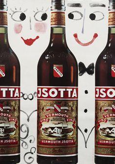 Wirz/Trauffer, Jsotta Vermouth, 1959