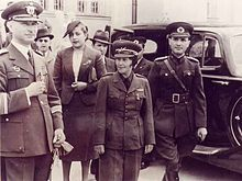 Sabiha Gökçen (1913-2001), first female Turkish pilot and first female fighter pilot ever. She was an adoptive daughter of Kemal Atatürk. The smaller of the two Istanbul airports was named after her (the bigger one was named after her adoptive father!)