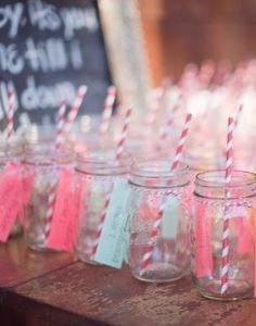 Castle Manor: Mason Jar Weddings and Ideas