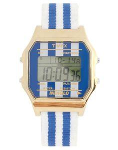 Timex Classic Nylon Strap Watch
