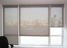 Inside View Of Milgard Essence Casement Wood Windows