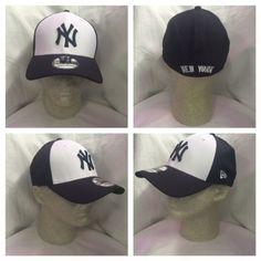 MLB New York  Yankees New Era Team Color Diamond Era 2016 39thirty Cap Hat 2a9aab347db8