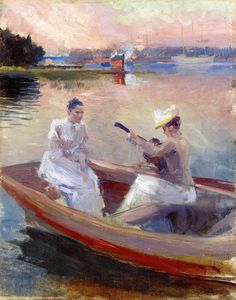 Tarde de verano,1889
