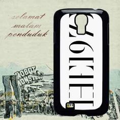 The 1975 Case for Samsung Galaxy S2/S3/S4 iPhone 4/4s/5/5s/5c