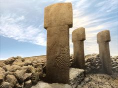 Gobeklitepe the world's first temple.