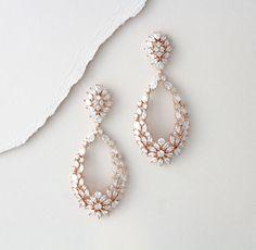Gold Bridal Earrings Boho Wedding Earrings Shell Bridal Earrings Boho Bridal Earrings Beach Wedding Jewelry Bohemian Wedding Jewellery
