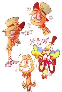 Wander and Dr.Screwball | Wander over yonder | Pinterest | I Love ...