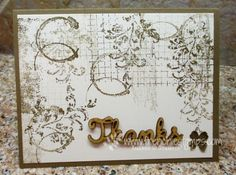 Stamp & Scrap with Frenchie: Timeless Textures for all occasion