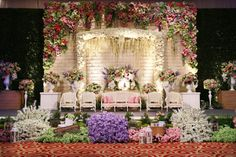 Indonesian wedding decoration weddings decor ideas pinterest by lotus design junglespirit Gallery