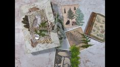 Walk In The Forest Junk Journal Design Team Project: A Whimsical Adventu...