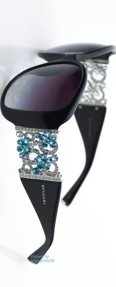 Bvlgari Le Gemme Rare Eyewear Collection
