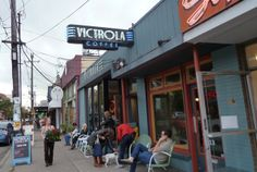 15 Coffee joints to visit in Seattle. Victrola Coffee, Seattle, Washington