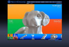 Best 3D scanners NextEngine