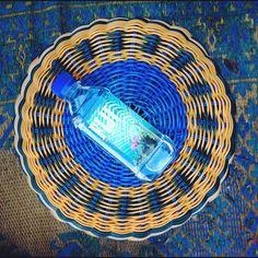 #fijiwater #blue