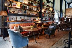 <p>London-based architecture studio Michaelis Boyd collaborated with Soho House's design team on Soho Farmhouse, the new acclaimed countryside members' club in Oxfordshire, UK. Soho House & Co's