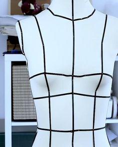 Dress Sewing Patterns, Clothing Patterns, Shirt Patterns, Pattern Sewing, Fashion Sewing, Diy Fashion, Sewing Clothes, Diy Clothes, Draping Techniques