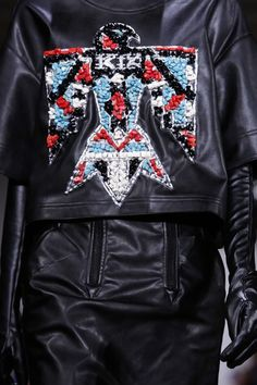KTZ Ready To Wear Fall Winter 2015 New York