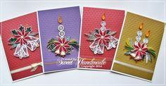 • Sweet Handmade •: Felicitarile handmade - Cadou minunat de Craciun