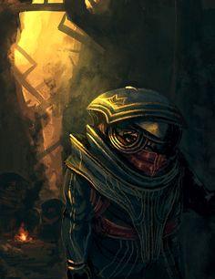 Mass Effect,фэндомы,ME art,Bakara