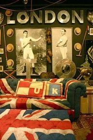 Vintage London  www.gallantbeau.com