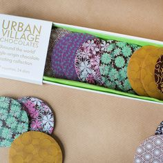 Home - Urban Village Chocolates