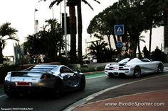 GTA Spano and Egg CCX