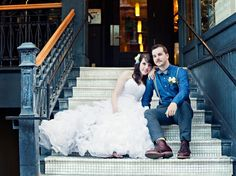 Gastown portrait by Joanna Moss Photography