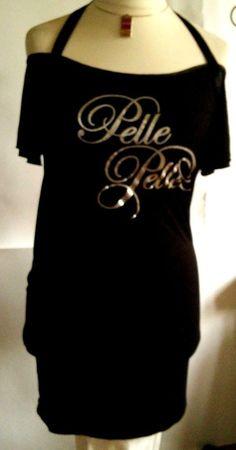 Pelle pelle black dress womans  #pellepelle #Blouson #Casual